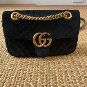 Gucci Marmont crossbody bag in small